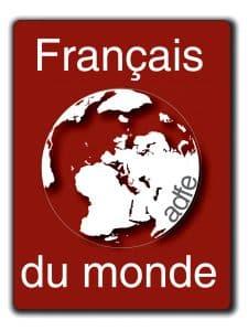 Français du monde - logo